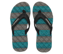 Massage - Sandalen für Herren - Grün