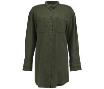 Tencel Long - Hemd für Damen - Grün
