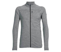 MT Elliot L/S Zip - Jacke für Herren - Grau