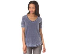Ziggy - T-Shirt für Damen - Blau