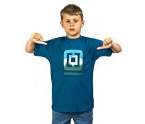 ResortT-Shirt Blau