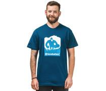 Yeti - T-Shirt für Herren - Blau