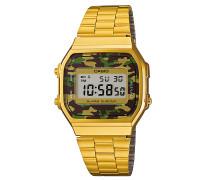 A168Wegc-3Ef Uhr - Gold