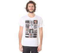 Universal Corner - T-Shirt für Herren - Weiß