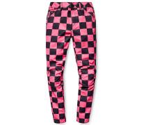 PW x Elwood X25 3D Boyfriend - Jeans für Damen - Pink