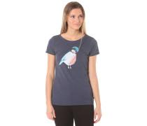 Ifen - T-Shirt für Damen - Blau