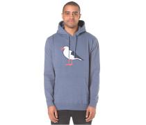 Gull 2 - Kapuzenpullover für Herren - Blau