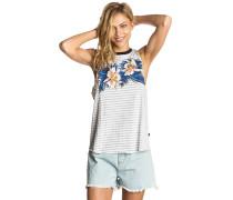 Hot Shot Muscle - T-Shirt - Weiß