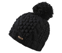 Mia - Mütze für Damen - Schwarz
