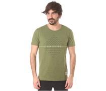 Zimtstern Nabilz - T-Shirt für Herren - Grün