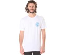 Frisbee - T-Shirt für Herren - Weiß