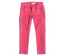 Yellow - Jeans für Mädchen - Pink