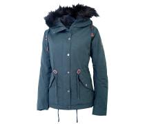 Zarah - Mantel für Damen - Grau