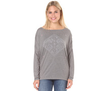 Kaifu Point Illis - Langarmshirt für Damen - Grau