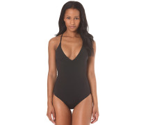 Strappy Love CC OP - Badeanzug für Damen - Schwarz