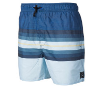 "Volley Step 16"" - Boardshorts - Blau"