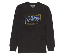 Baldwin - Langarmshirt für Herren - Schwarz
