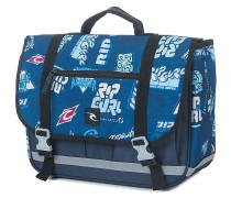 Heritage Logo Cartable - Rucksack für Herren - Blau
