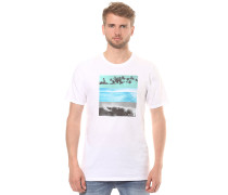 Space - T-Shirt für Herren - Weiß