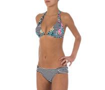 Isy Halter - Bikini Set für Damen - Schwarz