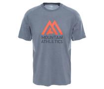 Wicker Graphic Crew - T-Shirt für Herren - Grau