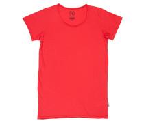 Laser Cut - T-Shirt für Herren - Rot
