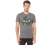 Palm Horizon - T-Shirt für Herren - Grau