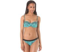 Bandanna - Bikini Set für Damen - Grün