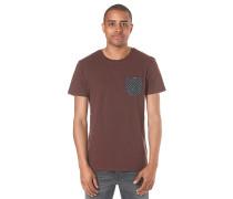 Barko - T-Shirt für Herren - Braun