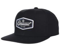 Stevson - Snapback Cap für Herren - Schwarz