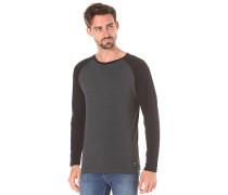 Rugged - Langarmshirt für Herren - Grau