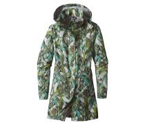 Torrentshell - Mantel für Damen - Grün