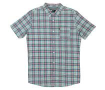 Dude S/S - Hemd für Herren - Blau