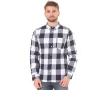 Big Check - Hemd für Herren - Weiß