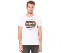 Tripel - T-Shirt für Herren - Weiß