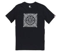 Area - T-Shirt für Jungs - Schwarz