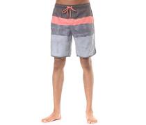 Ripped Stripe Hot Tub - Boardshorts für Herren - Grau