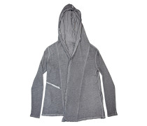 Long ReflexJacke Grau