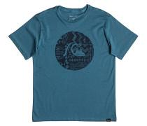 Circle - T-Shirt für Jungs - Blau