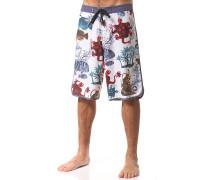 Underwater - Shorts für Herren - Mehrfarbig