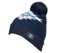 Fractal - Mütze für Herren - Blau