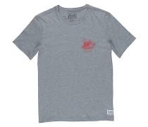 Hooked - T-Shirt für Herren - Grau