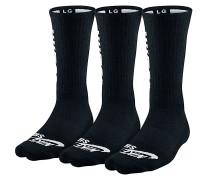 3Ppk Crew - Socken für Herren - Schwarz