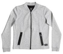 Belair Circle - Sweatjacke für Damen - Grau