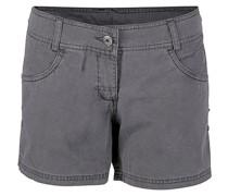 Inez - Shorts für Damen - Grau