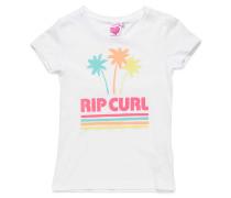 Ibiza Vibes T-Shirt - Weiß