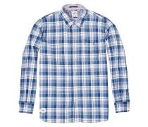 H2Caique T - Hemd für Herren - Blau