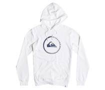 Big Logo - Kapuzenpullover für Herren - Weiß