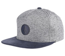 Quarter Fabric - Flexfit Cap für Herren - Blau
