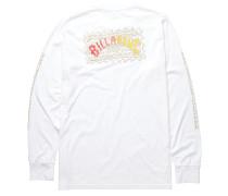 Haze - Langarmshirt für Herren - Weiß